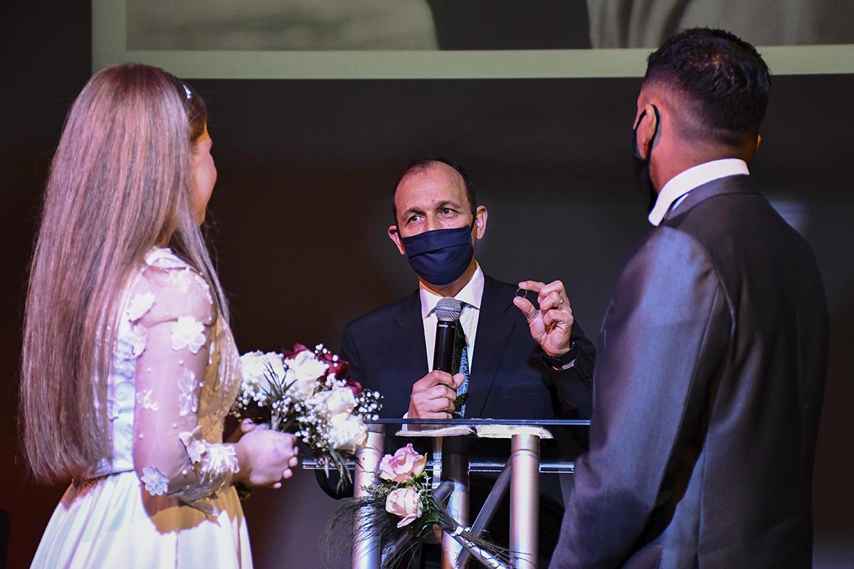 Spanish wedding covid