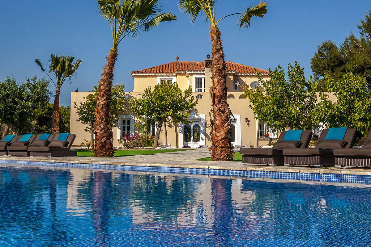 Venue Barcelona Spain Sitges Villa