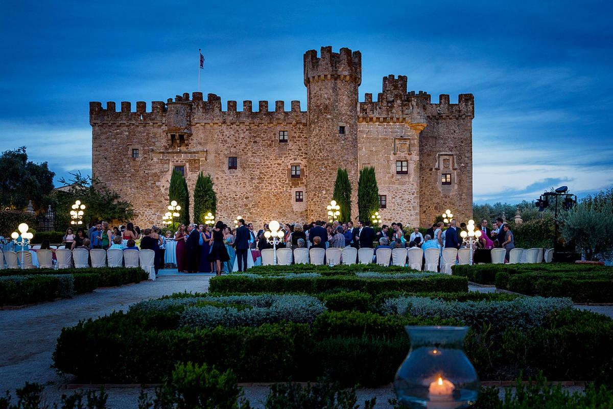 Venue Spain Castle Caceres