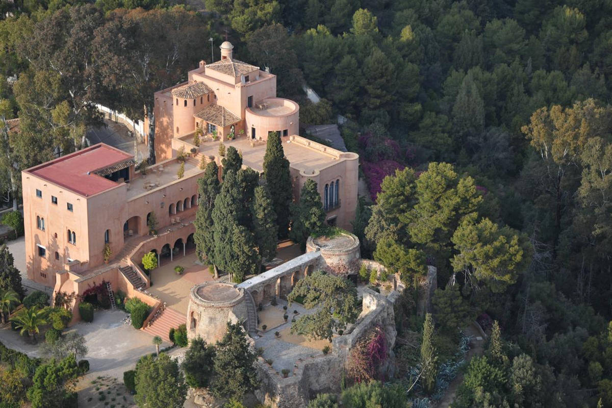 Venues Spain Malaga Catalina Castle 2