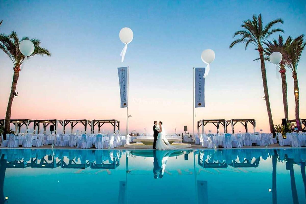 Venues Spain Marbella Cabane