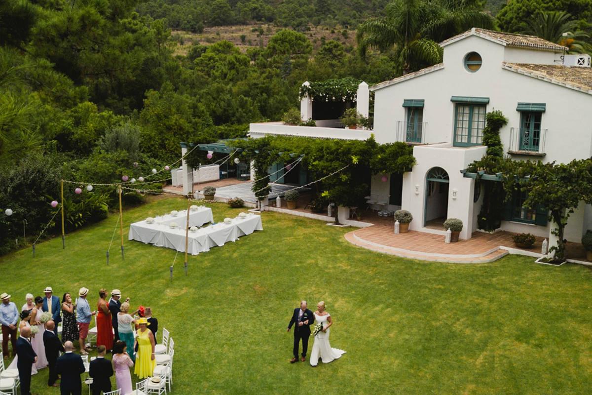 Venues Spain Marbella Casa Rio